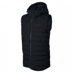Pánská bunda Nike M NSW DOWN FILL VEST XL BLACK/BLACK/BLACK