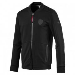 Pánská bunda Puma Ferrari Ferrari Sweat Jacket Moonless | 573460-01 | Černá | M