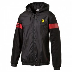 Pánská bunda Puma Ferrari SF Lightweight Jacket black