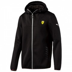 Pánská bunda Puma Ferrari SF Soft Shell Jacket black