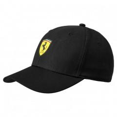 Pánská čepice Puma Ferrari Ferrari Fanwear Baseball Cap P | 021283-02 | Černá | YOUTH