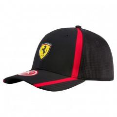 Pánská čepice Puma Ferrari Ferrari Fanwear redline cap Pu   021202-02   Černá   KIDS