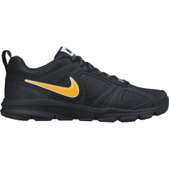 Pánská fitness obuv Nike T-LITE XI NBK 44 BLACK/LASER ORANGE-WHITE