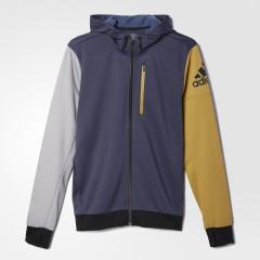 Pánská mikina adidas AIS DAYBREAKER | AB6974 | Barevná | S