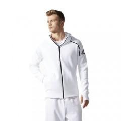 Pánská mikina adidas Z.N.E. ZNE HOODY XL WHITE