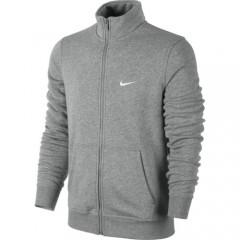Pánská mikina Nike CLUB TRACK JACKET-SWOOSH   611468-063   Šedá   M