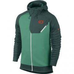 Pánská mikina Nike KD SURGE ELITE HOODY | 641304-374 | Zelená | L