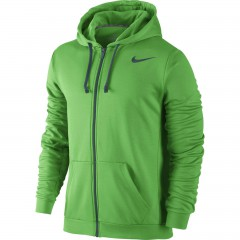 Pánská mikina Nike KO FZ HOODIE 3.0 | 650735-361 | Zelená | M