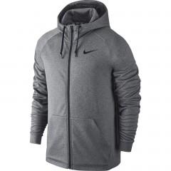 Pánská mikina Nike M NK THRMA HOODIE FZ | 800187-091 | Šedá | XL