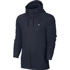 Pánská mikina Nike M NSW MODERN HOODIE FZ BB | 835858-451 | Modrá | 2XL