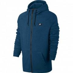 Pánská mikina Nike M NSW MODERN HOODIE FZ | 832166-457 | Modrá | XL