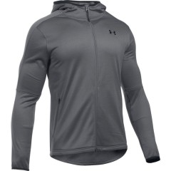 Pánská mikina Under Armour Scope Full-Zip Ho | 281342-040 | Šedá | L