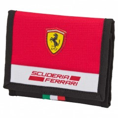 Pánská peněženka Puma Ferrari Ferrari Fanwear Wallet rosso c | 073957-01 | Červená | NS