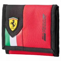 Pánská peněženka Puma Ferrari Ferrari Fanwear Wallet Rosso C | 074279-01 | Červená | NS