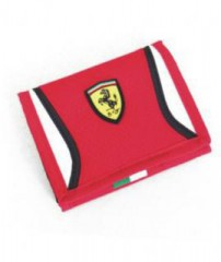 Pánská peněženka Puma Ferrari Ferrari Replica Wallet rosso c | 073177-01 | Červená | NS