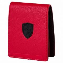 Pánská Peněženka Puma Ferrari LS Wallet M Rosso Cors   074847-02   Červená   NS