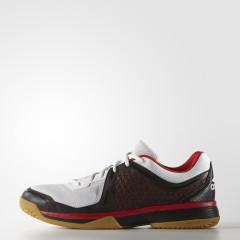 Pánská sálová obuv adidas counterblast 3 41 CRYWHT/CBLACK/VIVRED