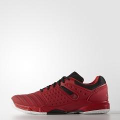 Pánská sálová obuv adidas Court Stabil 12 | AF4881 | Červená | 41