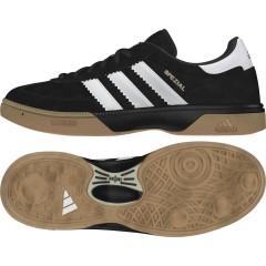 Pánská sálová obuv adidas HB SPEZIAL 43 COREBLACK/COREWHITE/COREBLACK