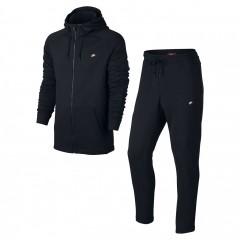 Pánská souprava Nike M NSW MODERN TRK SUIT FT | 805052-010 | Černá | 2XL