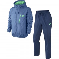 Pánská souprava Nike M NSW TRK SUIT WVN WINGER | 804266-443 | Modrá | S
