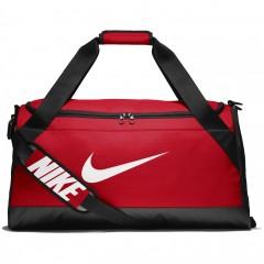 Pánská taška Nike NK BRSLA M DUFF | BA5334-657 | Červená | MISC