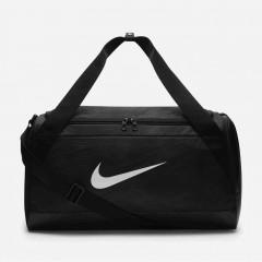 Pánská taška Nike NK BRSLA S DUFF - AOP | BA5433-010 | Černá | MISC