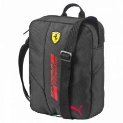 Pánská taška Puma Ferrari Ferrari Fanwear Portable black