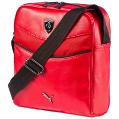 Pánská taška Puma Ferrari Ferrari LS Portable rosso cors   073941-02   NS
