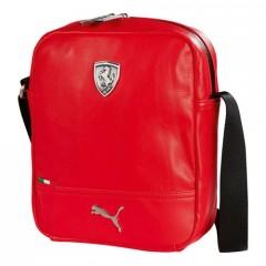Pánská taška Puma Ferrari Ferrari LS Portable rosso cors   072243-02   MISC
