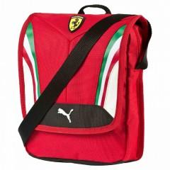 Pánská taška Puma Ferrari Ferrari Replica Portable rosso NS