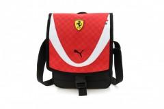 Pánská taška Puma Ferrari Ferrari Replica Portable rosso   072235-01   MISC