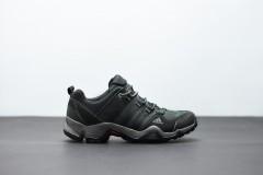 Pánská Treková obuv adidas Performance BRUSHWOOD   M17482   Černá   42