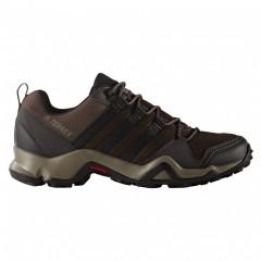 Pánská treková obuv adidas TERREX AX2R | BB1981 | Černá, Hnědá | 44