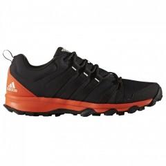 Pánská treková obuv adidas TRACEROCKER 47 CBLACK/CBLACK/ENERGY