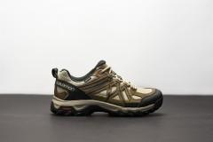 Pánská Treková obuv Salomon EVASION 2 GTXR Vintage Ka/Bung   393712   Hnědá   42