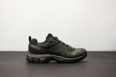 Pánská Treková obuv Salomon EVASION 2 LTR Black/Black/Quie   398566   Černá   46