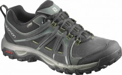 Pánská treková obuv Salomon EVASION GTXR ASPHALT/BLACK/Ge 46