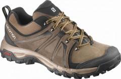 Pánská treková obuv Salomon EVASION LTR ABSOLUTE BROWN-X/B 42