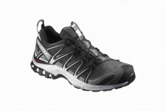Pánská Treková obuv Salomon XA PRO 3D GTXR Magnet/Black/Pe   398527   Černá   46