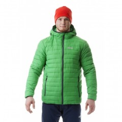 Pánská zimní bunda Nordblanc Close | NB5815-AMZ | Zelená | L