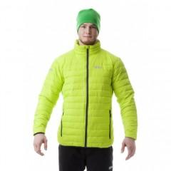 Pánská zimní bunda Nordblanc Frugal | NB5816-JSZ | Žlutá | L