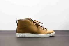 Pánská Zimní obuv adidas Performance ADVANTAGECL MID WTR | BB9898 | Hnědá | 42