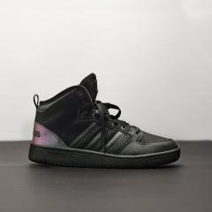 Pánská Zimní obuv adidas Performance CF HOOPS MID WTR | CG5718 | Černá | 41