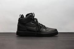 Pánská Zimní obuv Nike COURT BOROUGH MID WINTER | AA0547-002 | Černá | 41