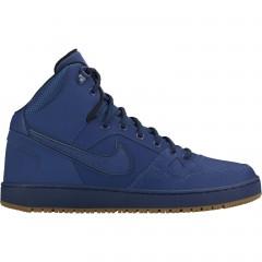 Pánská zimní obuv Nike SON OF FORCE MID WINTER 41 COASTAL BLUE/COASTAL BLUE-BLAC