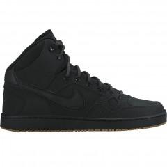 Pánská zimní obuv Nike SON OF FORCE MID WINTER 42 BLACK/BLACK-ANTHRACITE-GUM LIG