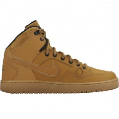 Pánská zimní obuv Nike SON OF FORCE MID WINTER 42 WHEAT/WHEAT-BLACK-GUM LIGHT BR
