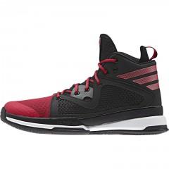 Pánské basketbalové boty adidas adizero PG | AQ8474 | Červená, Černá | 42