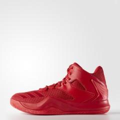 Pánské basketbalové boty adidas Performance D ROSE 773 V 42 SCARLE/SCARLE/SCARLE